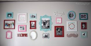 Girls Room Girls Room Collage Wall With Free Printables Pa Country Crafts
