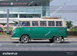 van volkswagen vintage chiangmai thailand march 8 2016 vintage stock photo 403268737