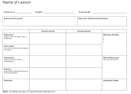 lesson plan template hunter search results for madeline hunter blank template enare