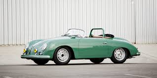 porsche classic speedster ten of the rarest factory porsches ever built