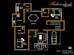 small house plans designs beautiful modern house plans with elevations and sections drawing