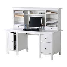 Ikea Hemnes Desk Grey Brown Hemnes Schreibtisch Mit Aufsatz Ikea Ein Versetzbarer Mittlerer