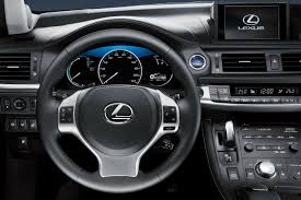 lexus wagon interior new lexus ct 200h autotribute