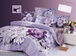 Purple Floral Comforter Set Full Size Bedspreads And Comforters Elegant Bedroom With Mickey
