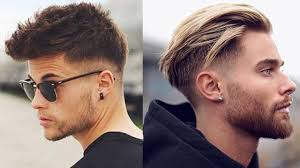 men hairstyle 2017 best barber haircuts youtube