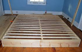 King Size Bed Frame Slats Awesome Diy Framets Gumtree Metal King Dimensions Or Plywood