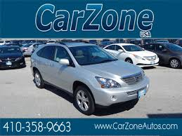 lexus rx 400h used review stock 850163 used 2008 lexus rx 400h baltimore maryland 21215