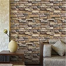 amazon com dolland brick design tile stickers kitchen bathroom