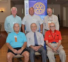 winter garden rotary celebrates nine decades of service above self
