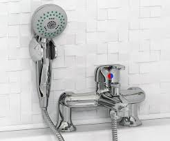 Bathroom Shower Mixer Essential Bath Shower Mixer Tap