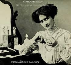 1910 u2013 seven secret edwardian beauty hints glamourdaze