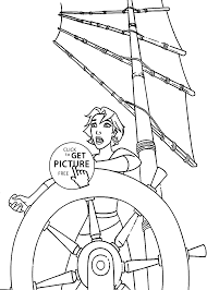 from sinbad coloring pages for kids printable free