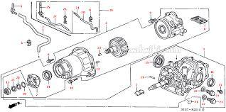 rear differential honda crv honda all wheel drive explained awd cars 4x4 vehicles 4wd