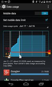 android data usage suddenly high data usage page 2 android forums at