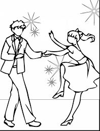 remarkable ballet positions coloring pages with ballet coloring