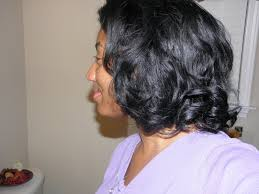 short roller set hair styles the perfect roller set transitioning styles curlynikki