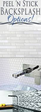 sticky backsplash for kitchen best 25 vinyl backsplash ideas on easy backsplash