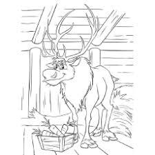 20 deer coloring pages