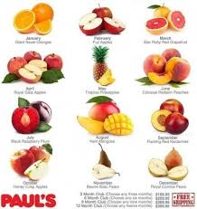 fruit of the month paul s fruit
