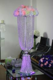 crystal wedding centerpiece table top chandeliers decoration flower shelf without flower in party diy decorations from home garden on aliexpress com