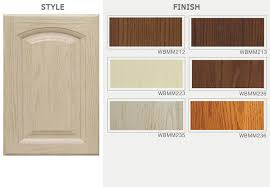 Solid Oak Cabinet Doors Oppein Kitchen Cabinet Solid Wood Cabinet Door Style And