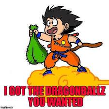 Dragonball Z Memes - dragonball z memes imgflip