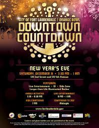 halloween dj drops city of fort lauderdale fl downtown countdown