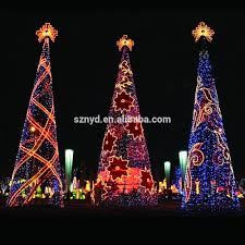 outdoor lighted ornaments sacharoff decoration