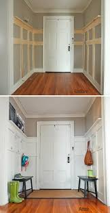 How To Build A Wall In A Basement by Diy Wood Walls Diy Wood Wall Entry Wall And Diy Wood