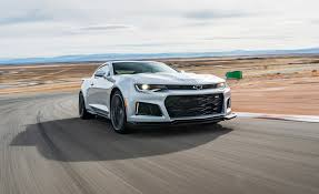 2017 chevrolet camaro zl1 manual test review car and driver