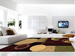 Rug Area Living Room Amazon Com Msrugs Living Room Rug Area Rugs Clearance 2x3 Red