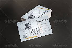 architecture business cards 35 architect business card designs for