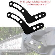 roll bar mount led light 2pcs roll cage mount bracket mounting brackets fit for 30 32 led