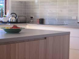 brisbane kitchen design sherwood contemporary kitchen caesarstone raw concrete timbergrain laminate 2 jpg