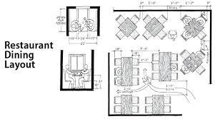 restaurant layout design free decoration floor plan layout design components of restaurant dining