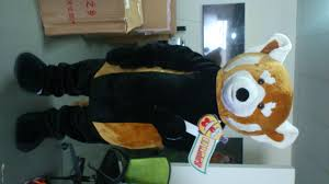 halloween mascot costumes cheap wholesale oisk actual picture raccoon coon mascot costumes