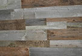 wood board wall diy reclaimed wood accent wall grey and brown shades mixed