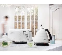 Toasters Delonghi Buy Delonghi Brillante Kbj3001w Jug Kettle White Brillante