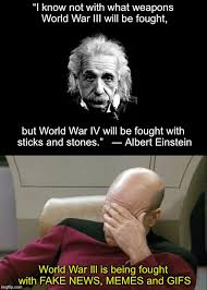 Einstein Meme - and now we know imgflip