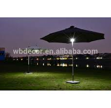 patio umbrella with solar led lights universal solar patio umbrella with 24 led lights usb charger and