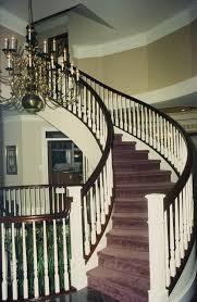 curved handrails spanish wood mfg