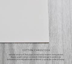cotton resume paper the ultimate guide to cardstock pipkin paper company cotton cardstock 29 for 100 sheets