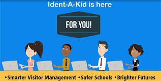 ident a kid visitor management system compatible with powerschool