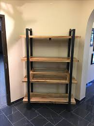 Shelving Furniture Living Room by Buy A Handmade Bookcase Live Edge Living Room Office Shelf Display
