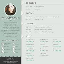 Awesome Resume Templates Free 10 Best Free Resume Cv Design Templates In Ai U0026 Mockup Psd