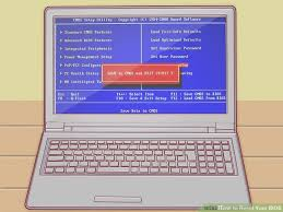 reset bios without display 3 ways to reset your bios wikihow
