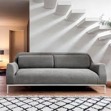 contemporary sofa contemporary sofa fabric 2 seater with removable cover