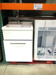 laundry sink cabinet costco ove utility sink cabinet from costco pnashtycom utility sink cabinet