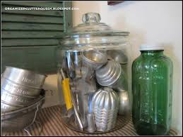organized clutter a new vintage kitchen vignette