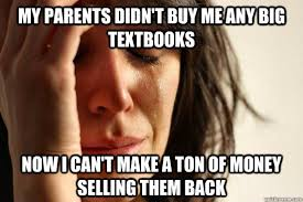 Buy All The Books Meme - top 10 ways for students to make money youth united